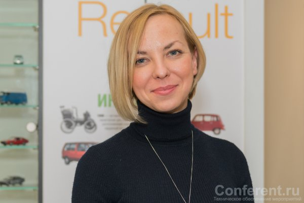 Интервью со Светланой Голубевой, Head Of Plant Communications RENAULT RUSSIA, Conferent.ru, Sunvote.ru